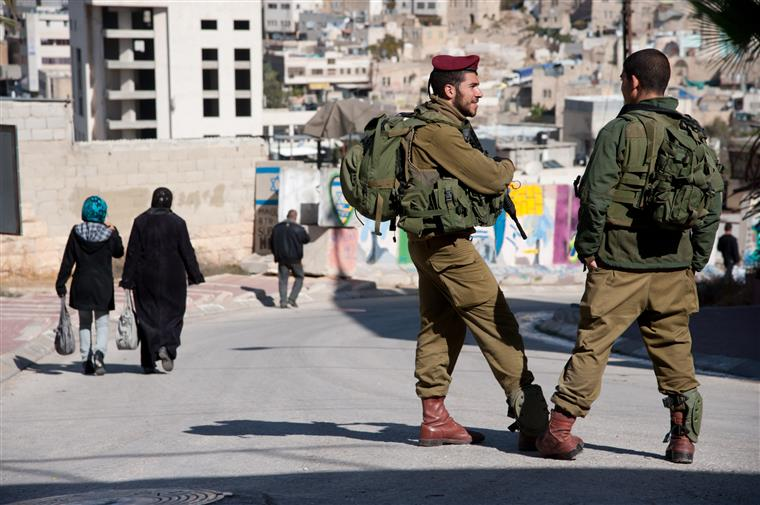 Jovem tinha danificado viatura militar israelita