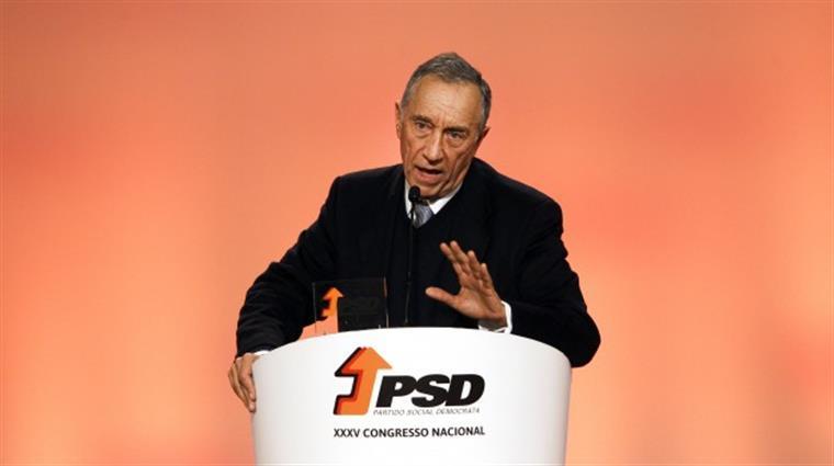 Marcelo fundou o Expresso e o PSD ao lado de Balsemão. Hoje isso é uma menos-valia