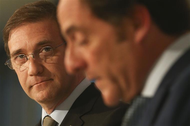 """Os """"portugueses"""" que aparecem nos cartazes da coligação são do Shutterstock"""