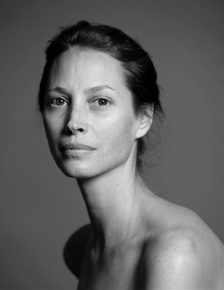 Christy Turlington, 46 anos