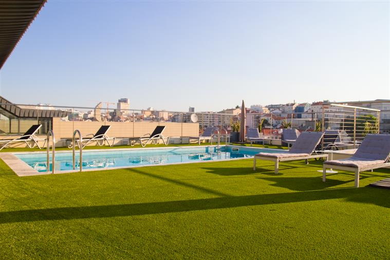 NH Hotel Lisboa