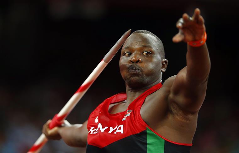Yego foi campeão mundial com um lançamento de 92,72 metros