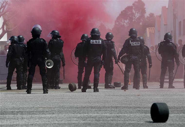 Marques Guedes disse que há matérias no estatuto da GNR que têm de se adaptar ao Estatuto Militar