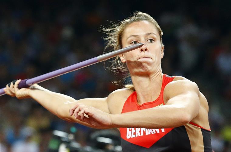 Kathrina Molitor conquistou primeiro grande título da carreira. Tem 31 anos
