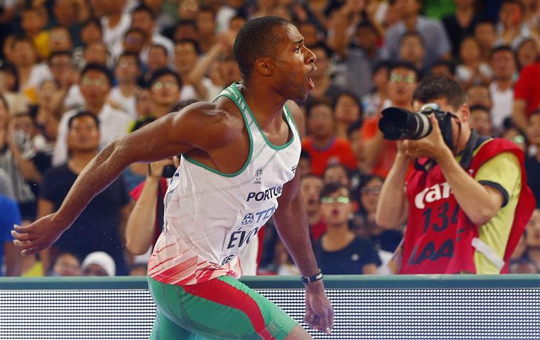 Nelson Évora é um dos nove portugueses com medalhas em Mundiais