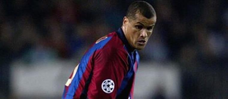 Rivaldinho é filho do Bola de Ouro Rivaldo (na foto)