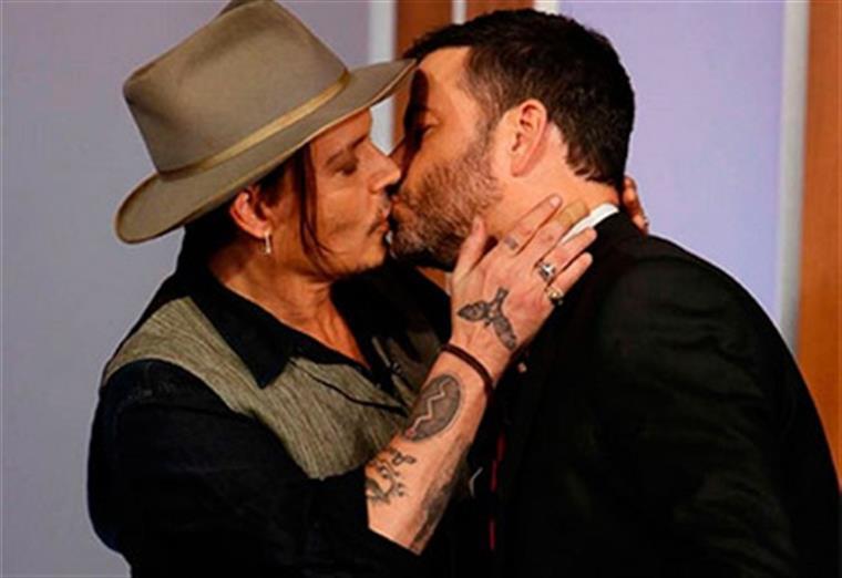 Kimmel salientou que Depp faz desperar algo de especial em toda a gente