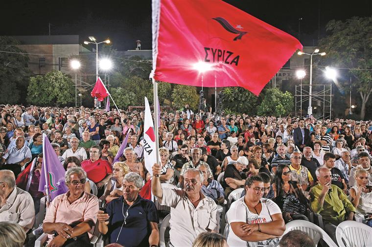 Fracasso do Syriza não significa o fim do protesto dos eleitores