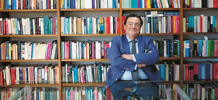 Catedrático na Faculdade de Direito, Eduardo Paz Ferreira tem sido uma das principais vozes contra o rumo da social-democracia na Europa