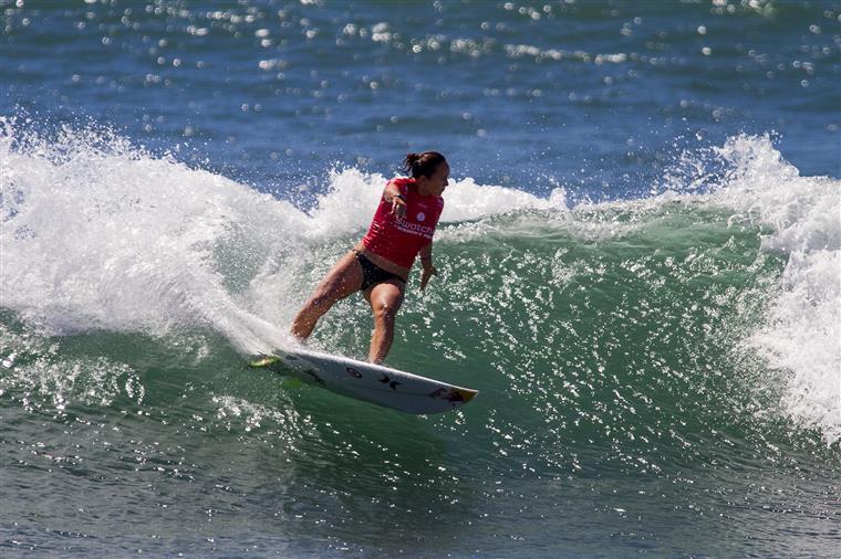 Carissa Moore venceu em Trestles, Califórnia, e chega a Portugal como n.º1 do mundo