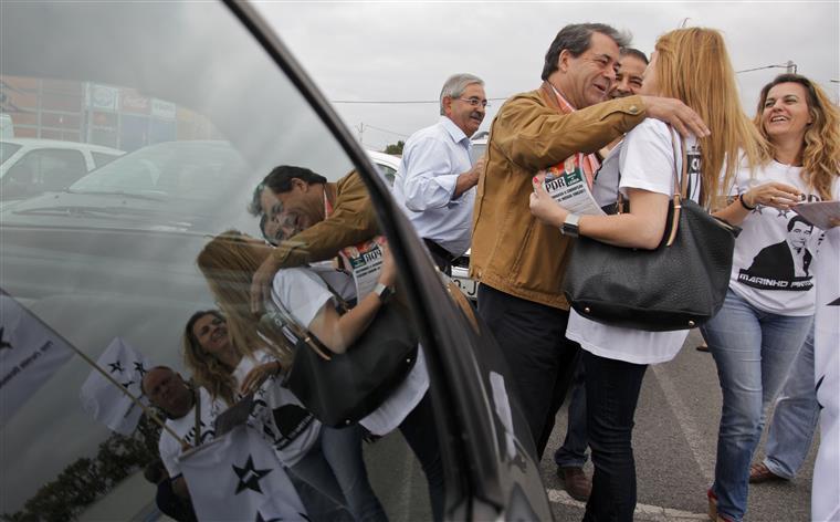 """Marinho e Pinto diz-se uma das pessoas que """"mais se bateu, bate e baterá em Portugal pela liberdade de expressão"""""""