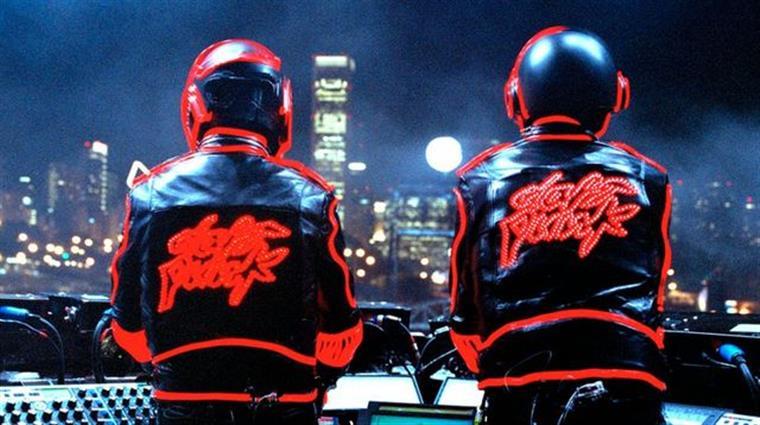 """Daft Punk Unchained"", de Hervé Martin-Delpierre, em estreia internacional"