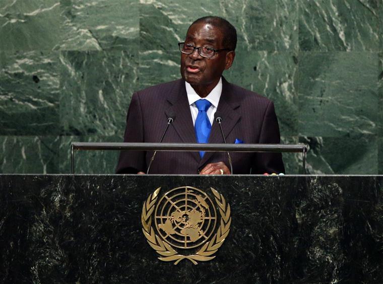 No Zimbabué a homossexualidade é um crime punível com pena de prisão