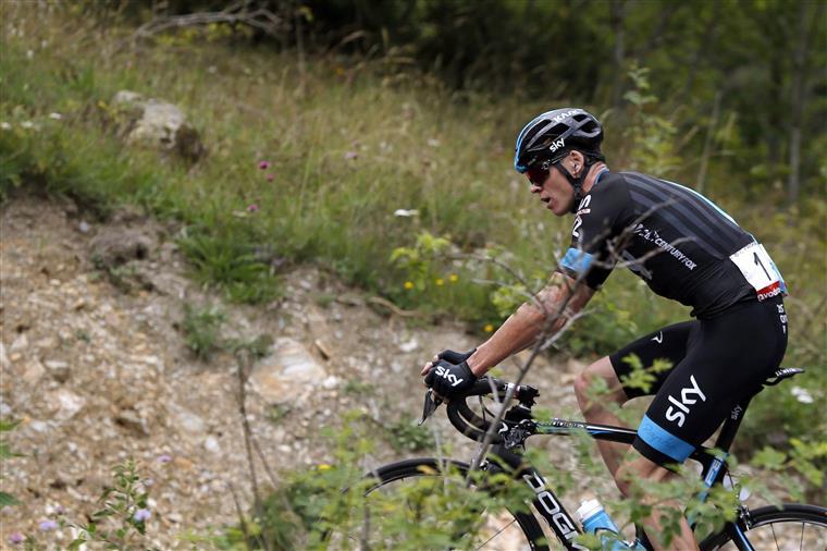 Froome deverá ter terminado a época na Vuelta