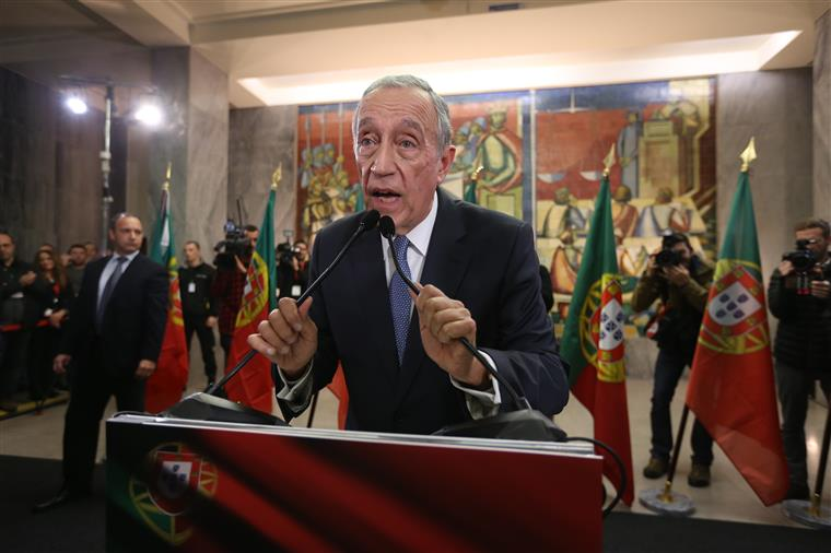 Marcelo venceu com 52% dos votos
