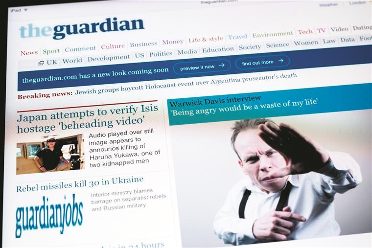 Jornal inglês prevê perdas entre 66 e 69 milhões de euros em 2015