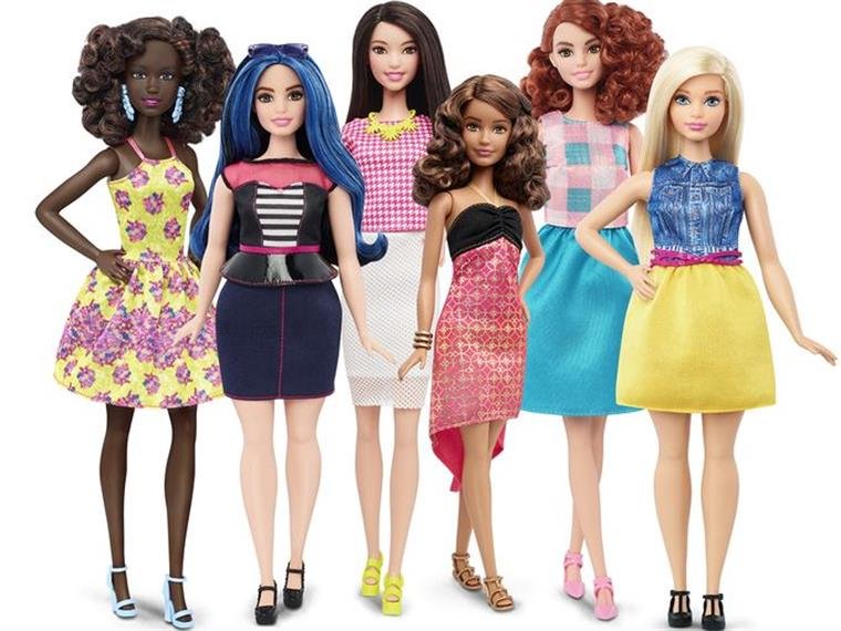 As novas Barbies