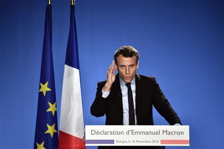 Macron aposta em convencer o eleitorado da esquerda e da direita