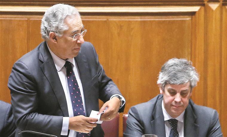Orçamento do Estado é entregue amanhã na Assembleia da República