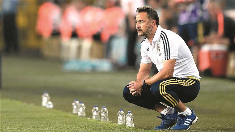 VItor Pereira quer estragar os planos ao Braga outra vez, como fez na final de 2011