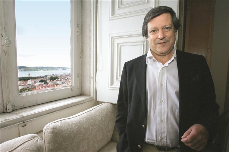 Elísio Summavielle, o novo presidente do Centro Cultural de Belém