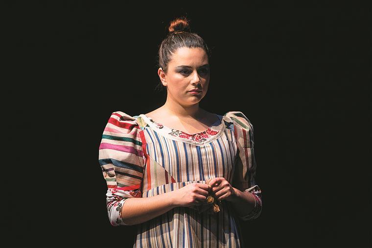 Ana Guiomar de regresso ao teatro