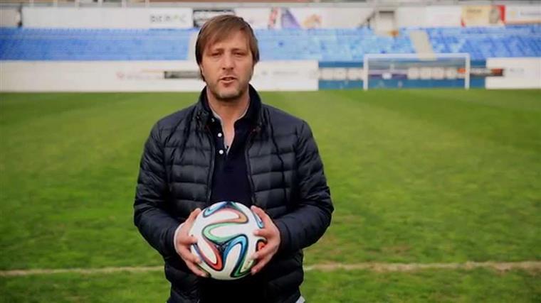 Pedro Martins é o novo dono da bola no Guimarães