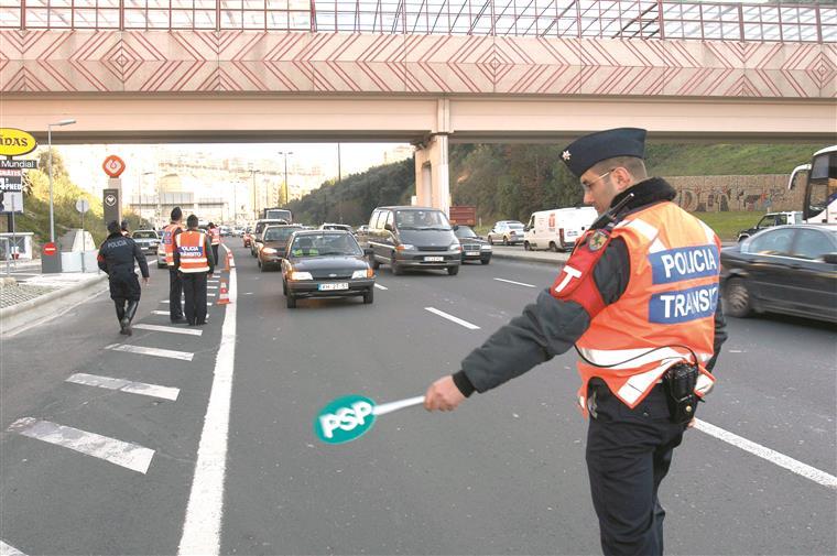 Novo sistema entrou  em vigor no dia 1, mas condutores continuam  a infringir as regras