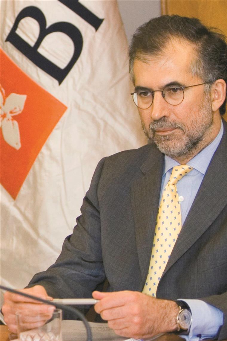 António Domingues foi administrador do BPI