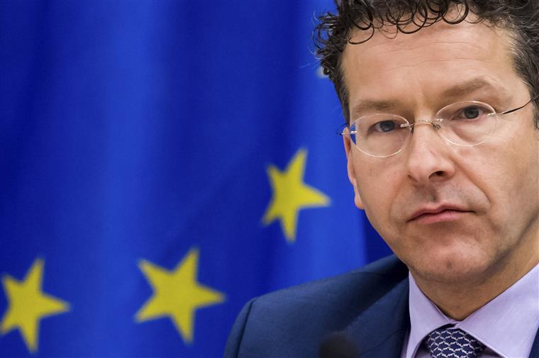 Presidente do Eurogrupo, Jeroen Dijsselbloem