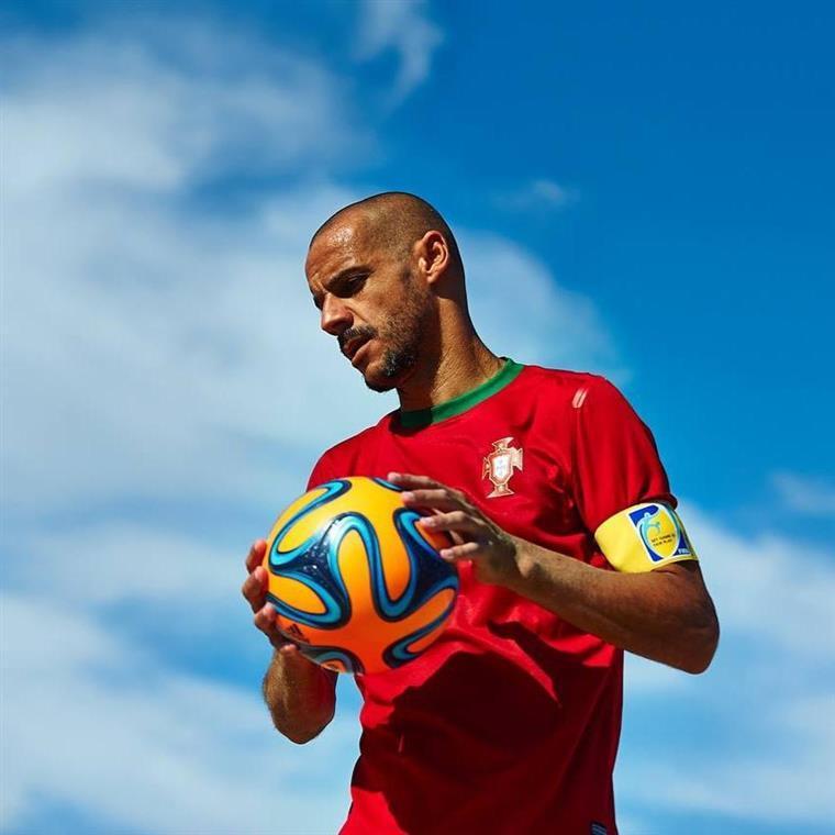 21946f16a8 Praia. Madjer celebra 1000 golos na Seleção nacional