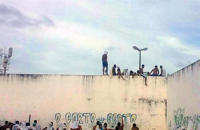 Revoltosos controlaram parte da prisão durante 14 horas