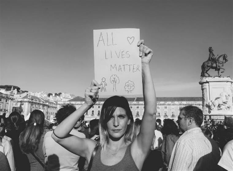 Famosos juntaram-se às manifestações 'Portugal contra os incêndios'
