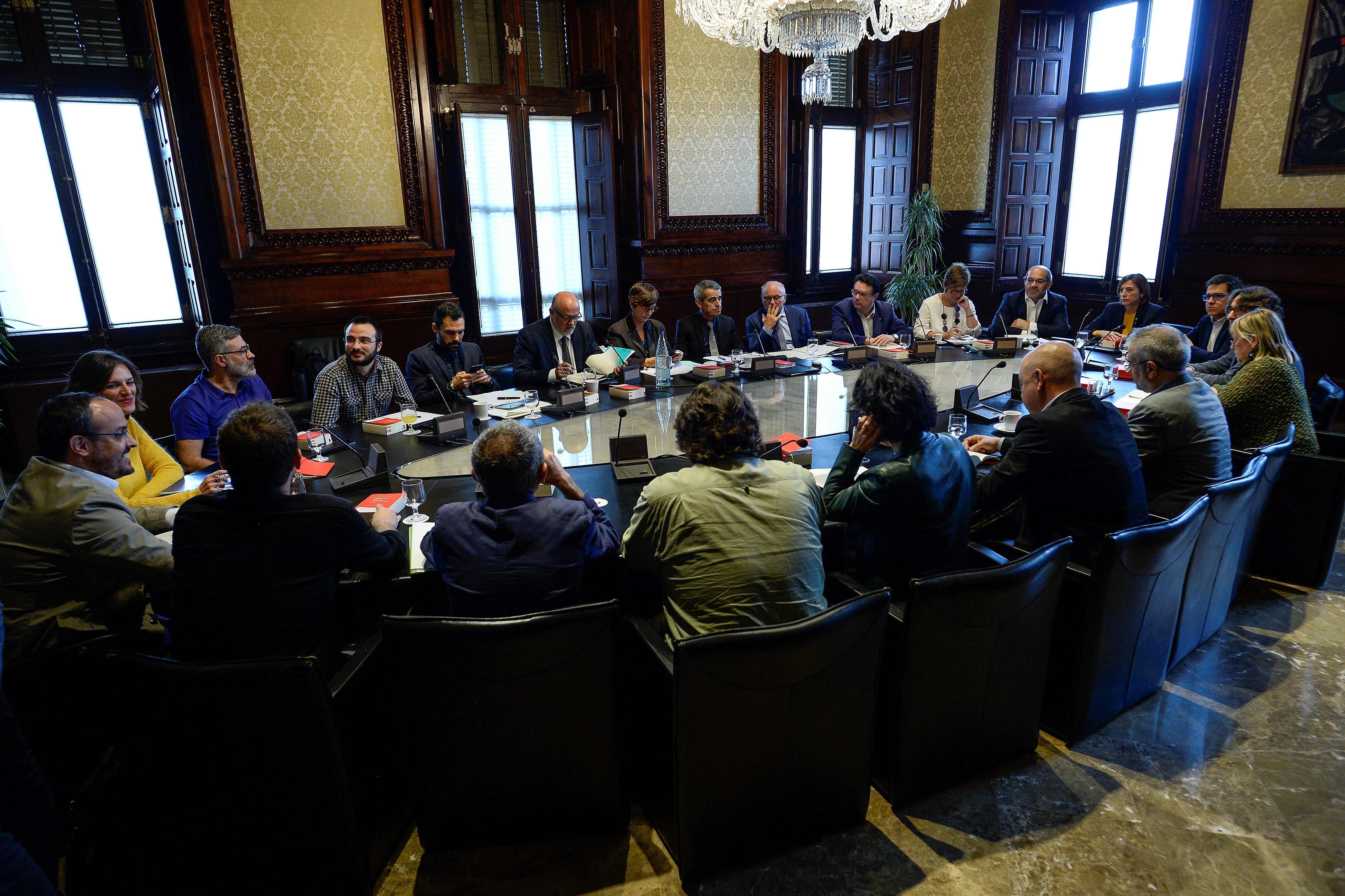 Puigdemont não irá ao Senado — Catalunha