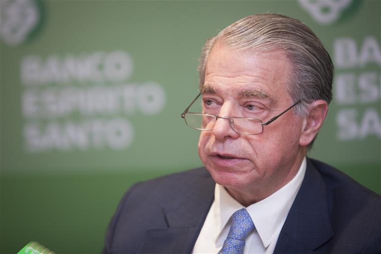 Tribunal ordena arresto da pensão de Ricardo Salgado