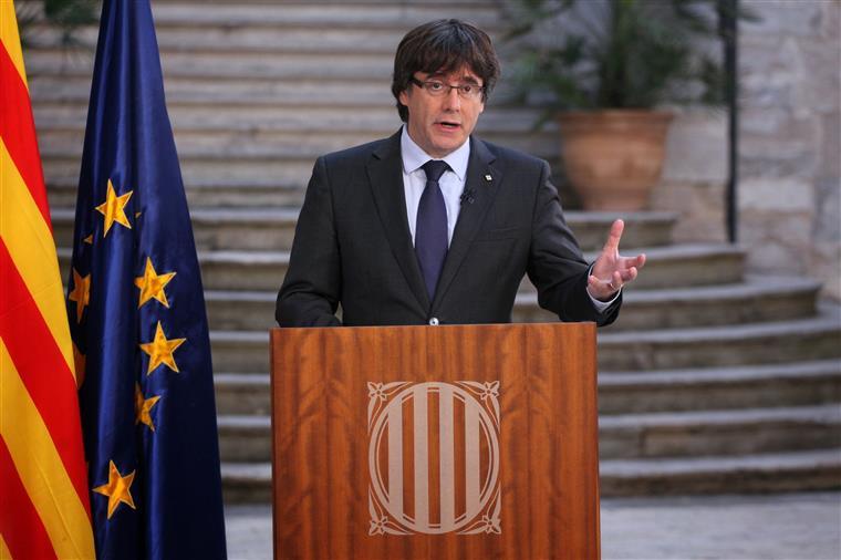 Ministério Público belga pede extradição de Puigdemont