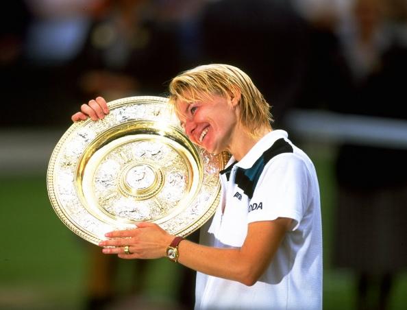 Morreu Jana Novotna, antiga campeã em Wimbledon, aos 49 anos