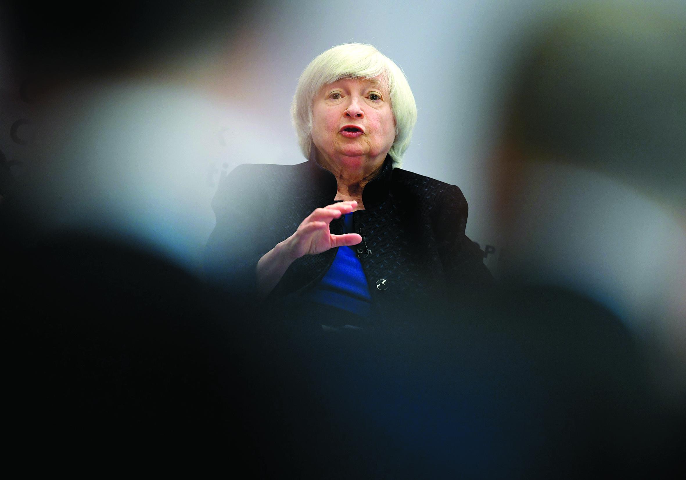 Yellen deixará Fed ao fim de seu mandato — EUA