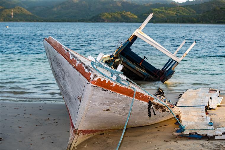 Vítimas mortais em naufrágio junto à Figueira da Foz