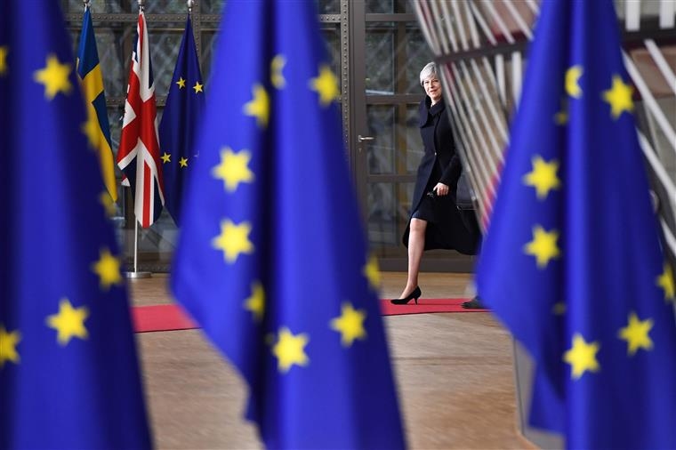 'Fase 2' do Brexit: Loading