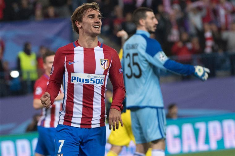 Atlético de Madri pode denunciar Barcelona por assédio a Griezmann — Rádio