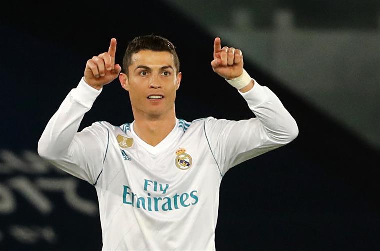 Resultado de imagem para Cristiano Ronaldo é o desportista europeu do ano