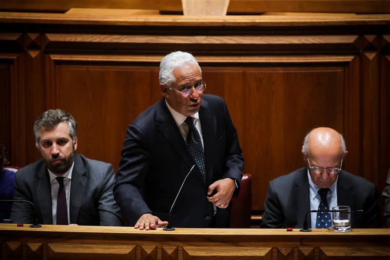 Costa não vai pedir fiscalização preventiva da lei do financiamento dos partidos