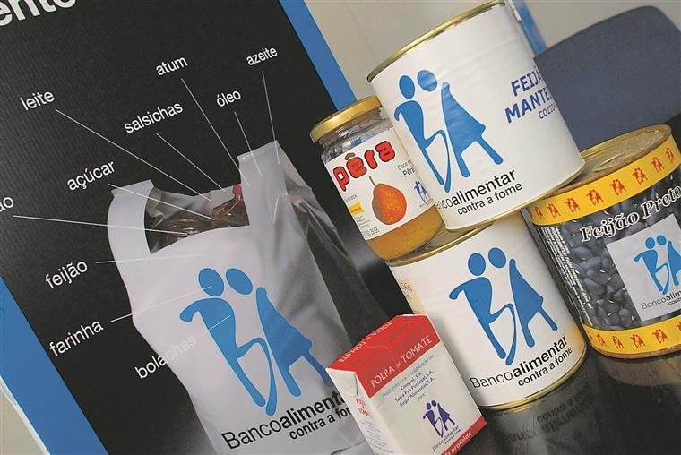 Banco Alimentar Contra a Fome faz recolha de alimentos até domingo