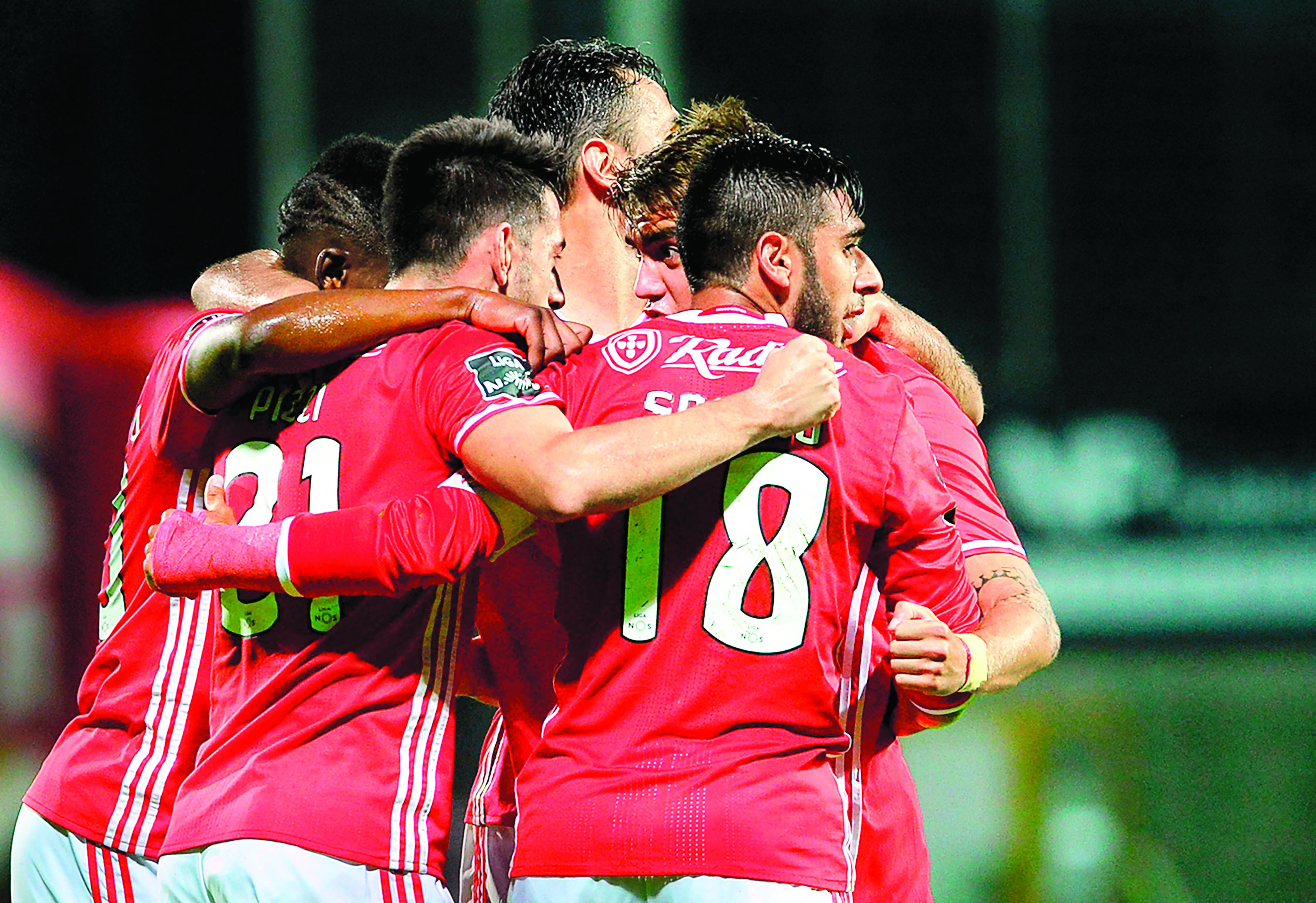 Benfica desconhece investigação da PJ a jogo com o Rio Ave