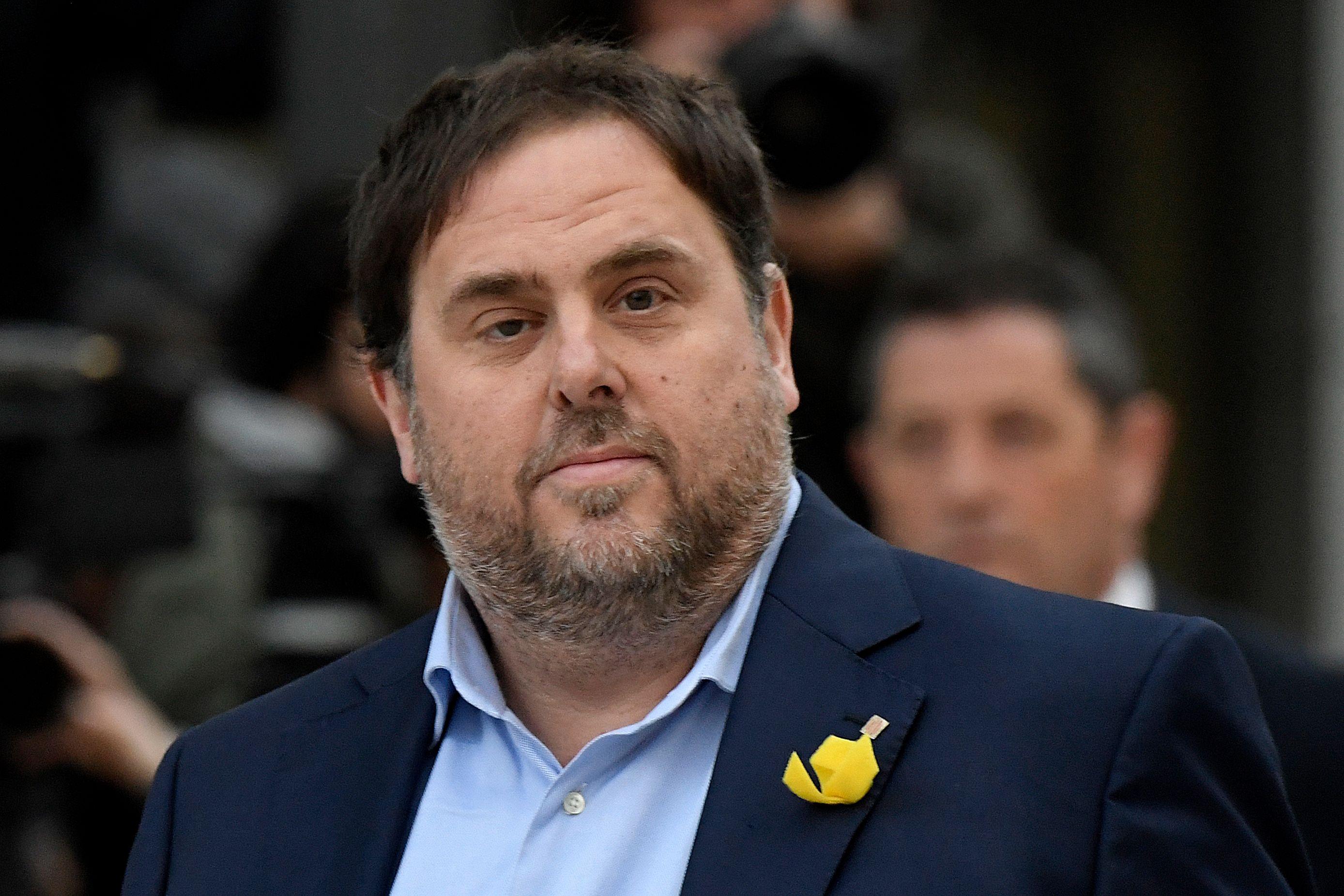 Ex-vice-presidente da Catalunha Oriol Junqueras tem fiança negada, diz fonte