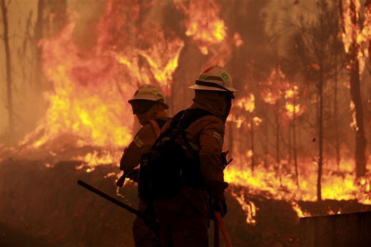 Governo suspende reembolso de despesas com refeições dos bombeiros durante 20 dias