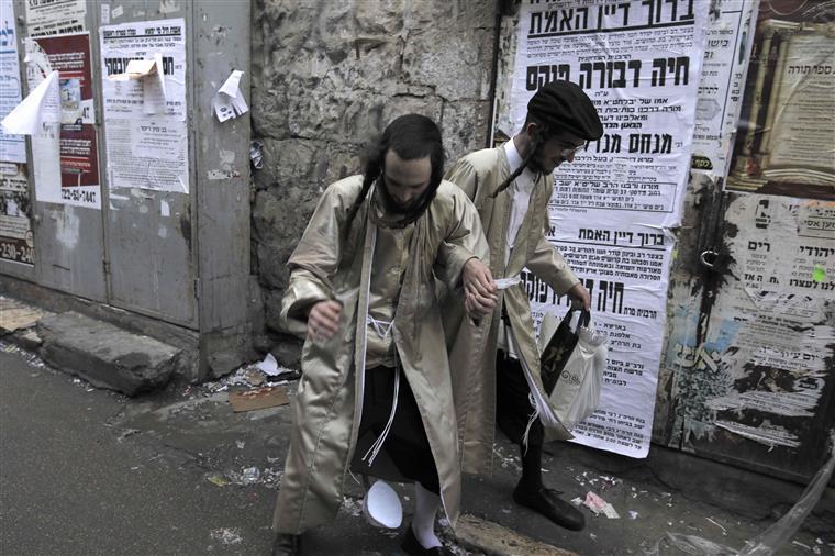 MENAHEM KAHANA/AFP