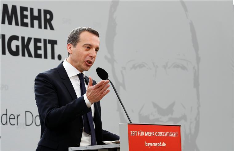 Líder do governo austríaco criticou medidas tomadas pelo parlamento da Hungria