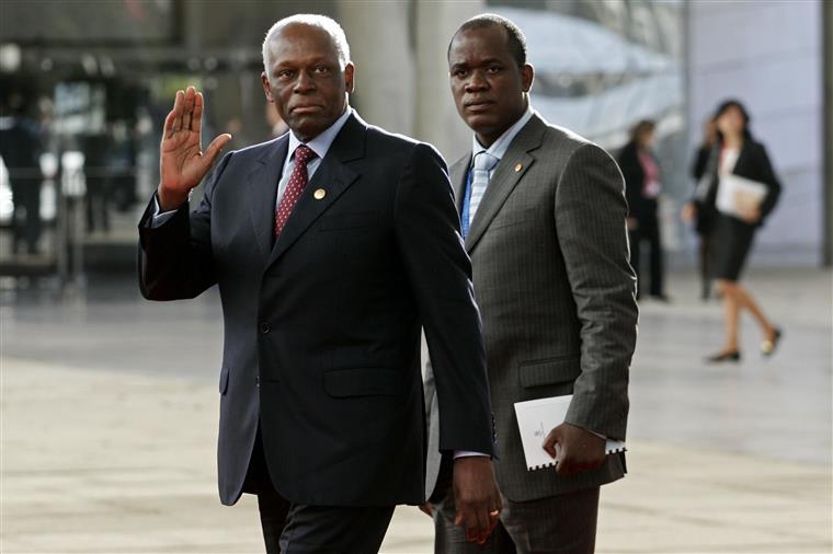José Eduardo dos Santos está a receber tratamento médico em Espanha — Angola